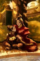 Zuko And Ursa by ArtCrawl