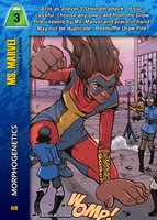Ms. Marvel Special - Morphogenetics by overpower-3rd
