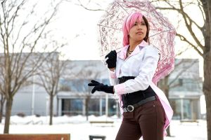 RWBY - Neo Cosplay by CrystalMoonlight1