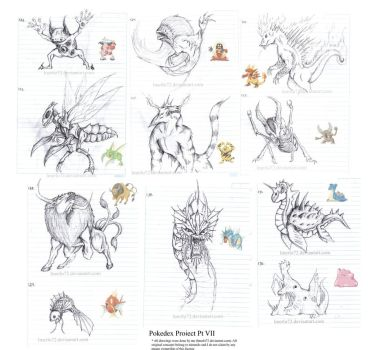 Pokedex Project pt VII by lmerlo72