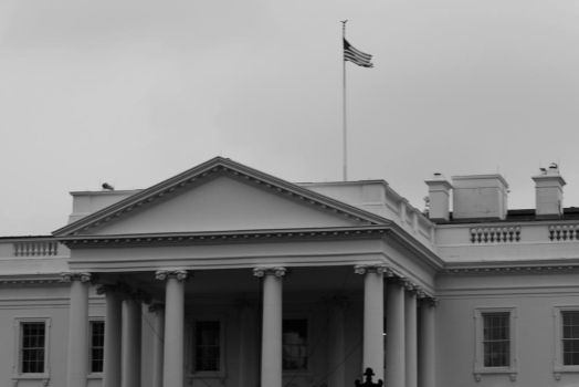 The White House by Angelost7