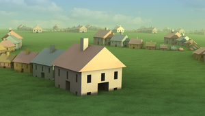 Menger Village of the Ants by hypex2772