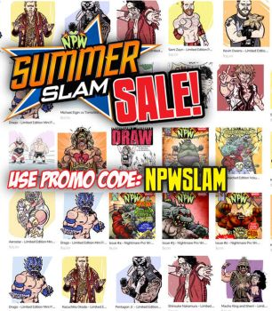 SummerSlam SALE! by JonDavidGuerra
