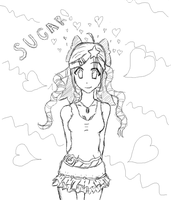Sugar is Sweet! by Hinyness