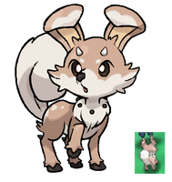 NEW POKEMON FROM POKEMON SUN AND MOON by Tzblacktd