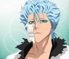 Grimmjow by Morrow-x