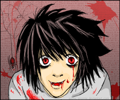 Death Note: 'BB' Sanity Plea by gothic-anomie