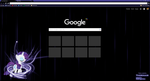 Rarity Google Chrome Theme by Thorinair