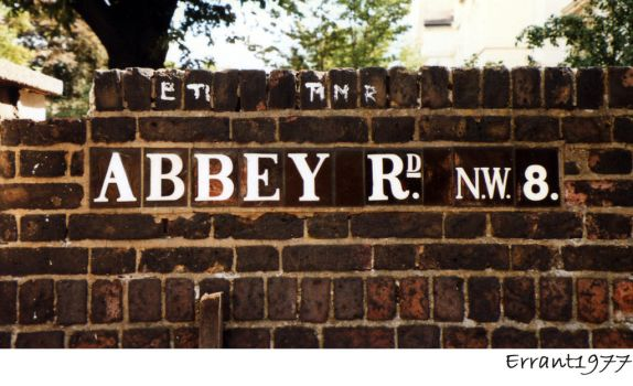 Abbey Road NW8 by errant1977