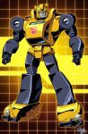 TF Victory Bumblebee colors by dyemooch