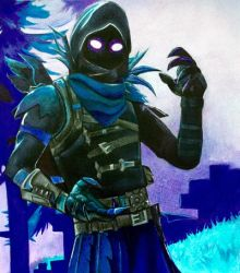The Raven | Fortnite  by ShrimpChipSensei