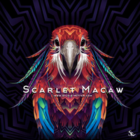 Scarlet Macaw Album Art for Griffin by SylviaRitter