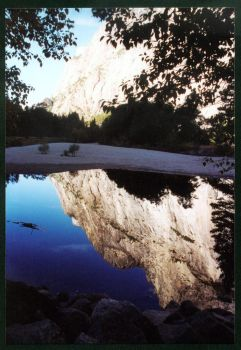 yosemite reflection by darby
