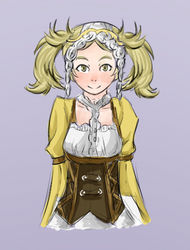 Lissa by Winged-Wasabi