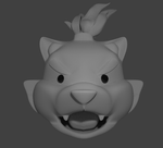 WIP Meowser Jr 2.0 by HG-The-Hamster
