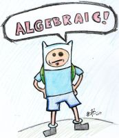 Adventure Time is Algebraic by johnnyism
