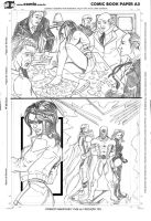 Rafalee Pencil X-men Page03 by TheRafaLee
