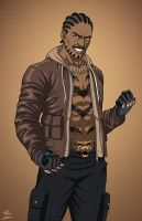 Ben Turner (Earth-27) commission by phil-cho