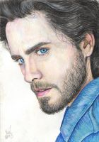 Jared Leto by Vict0riaZ