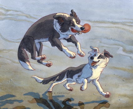 Rondo and Apache by Rowkey