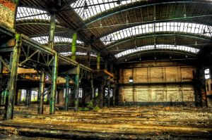 Old spaces by drangnel