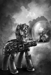 Fallout: Equestria 5 by LimreiArt