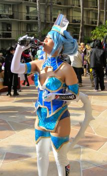 ALA 2012 Blue Rose by lanie100