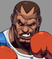 Character Select- Balrog by UdonCrew