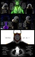 Reminiscence: Undertale Fan Comic Pg. 34 by Smudgeandfrank