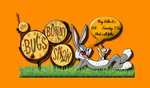 Bugs Bunny Clock Updated For Xwidget by DaveBreck