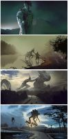 20minute Speedpaints_april2 by bradwright