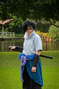 Sasuke Cosplay by jberm45