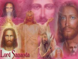 Lord Sananda by Cormael