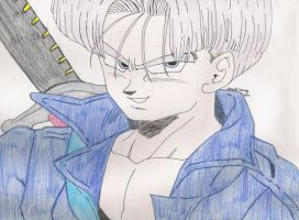 Trunks by maakurinohime
