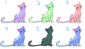 Free Cat adopts - CLOSED by Adoptions-22