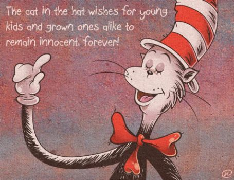 The cat in the hat wishes by Nikonah