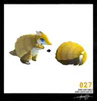 Sandshrew!  Pokemon One a Day!