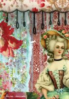 Rococo Collage by CountryBird