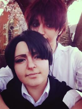 Ereri by AnimeBomb