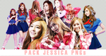 Pack Jessica PNGs_SuSimSi by SuSimSi