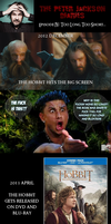 The Peter Jackson Diaries 4: Too long, too short.. by yourparodies