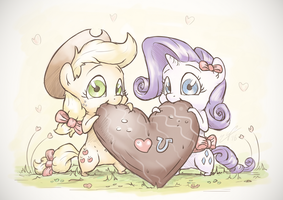 Little Hearts and Hooves by AssasinMonkey