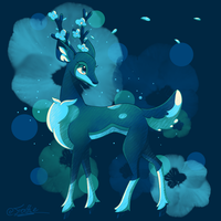 |Palette 01: Favorite Pokemon| Sawsbuck!