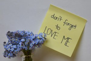 don't forget to love me by klaraaaa