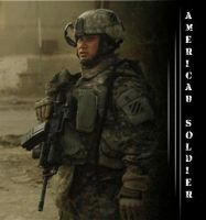 US Soldier by Chrippy