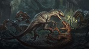 Site B: Raptor tribal conflict by RAPHTOR