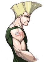 -Guile by MatchLight