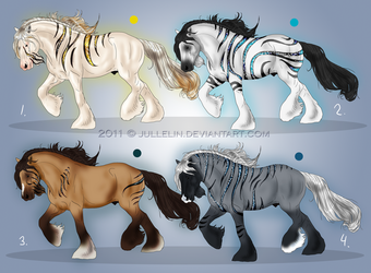 Hototo Stallion Auction Ended by Jullelin
