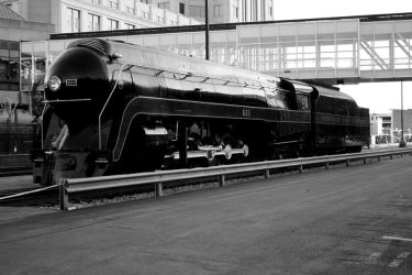 Norfolk and Western's J-Class by Kaback9