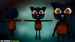 mae borowski low poly by UrbanFoxGamer